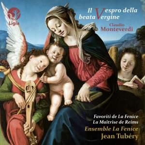 Monteverdi: Il Vespro della Beata Vergine Product Image