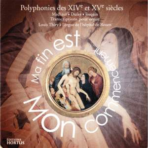 Polyphonies of the 14th & 15th centuries - Transcriptions for Organ