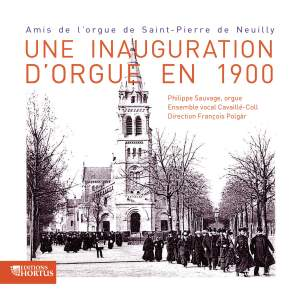 A Great Organ Inaugauration in 1900