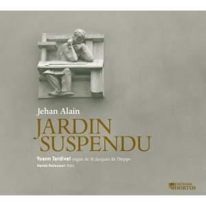 Jehan Alain: Jardin Suspendu