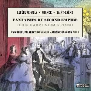 Lefébure-Wely, Franck & Saint-Saëns: Fantaisies du Second Empire