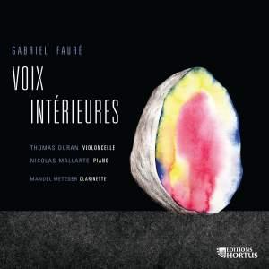 Fauré: Voix intérieures