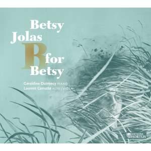 Betsy Jolas: B for Betsy