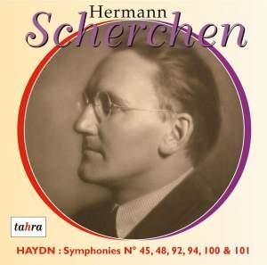 Hermann Scherchen conducts Haydn
