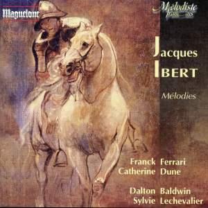 Ibert, Jacques: Melodies