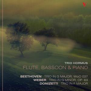 Beethoven, Weber & Donizetti: Trios For Flute, Bassoon & Piano