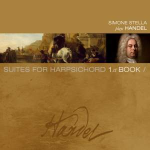 Handel: Suites de pièces pour le clavecin, Vol. 1