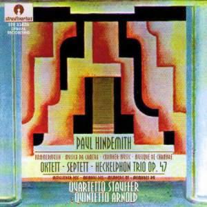Hindemith: Musique de chambre