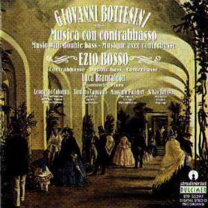 Giovanni Bottesini: Musica Con Contrabbassso