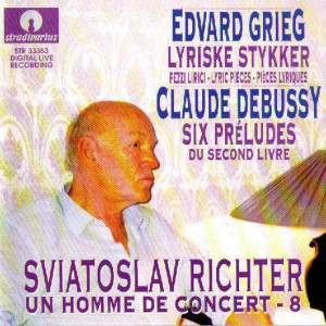 Grieg: Lyric Pieces & Debussy: Preludes From Book II