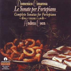Cimarosa: Le sonate per Fortepiano, Vol. 1