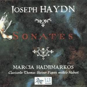 Haydn: Keyboard Sonatas Product Image