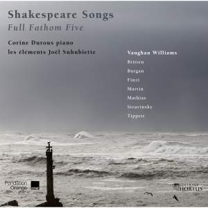 Shakespeare Songs: Full Fathom Five