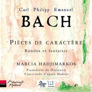 C.P.E. Bach: Pièces de caractère