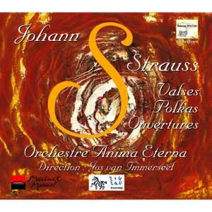 Johann Strauss: Waltzes, Polkas & Overtures