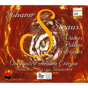 Johann Strauss: Waltzes, Polkas & Overtures Product Image