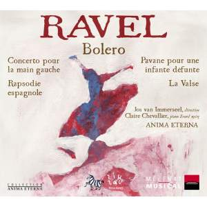 Ravel: Boléro, etc.