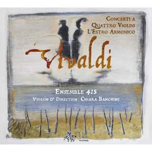 Vivaldi - Concerti a quattro violini