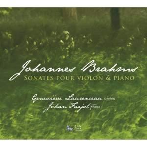 Brahms: Violin Sonatas Nos. 1-3
