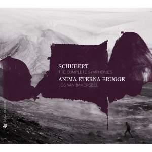 Schubert: Symphonies Nos. 1-9 Product Image