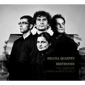 Beethoven: The Complete String Quartets Vol. 1