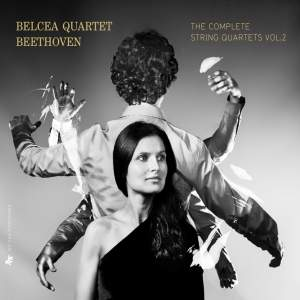 Beethoven: The Complete String Quartets Vol. 2