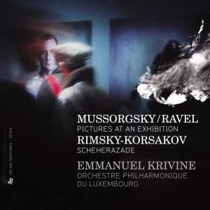 Mussorgsky: Pictures at an Exhibition & Rimsky-Korsakov: Scheherazade, Op. 35