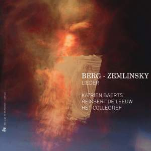 Berg, Zemlinsky, Webern & Busoni: Lieder