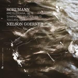 Schumann: Kreisleriana, & Symphonic Studies