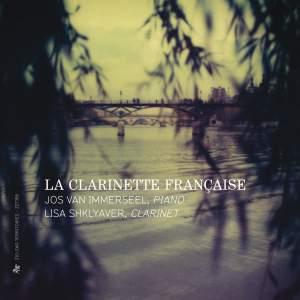 La Clarinette Francaise: Jos Van Immerseel & Lisa Shklyaver Product Image