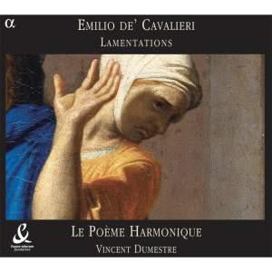 Cavalieri: Lamentations