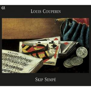 Couperin, L: Harpsichord Suites