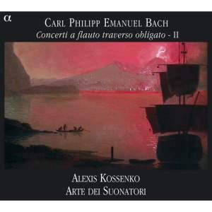 C. P. E. Bach - Concerti a flauto traverso obligato Volume 2