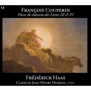 Couperin, F: Pièces de clavecin des Livres III & IV