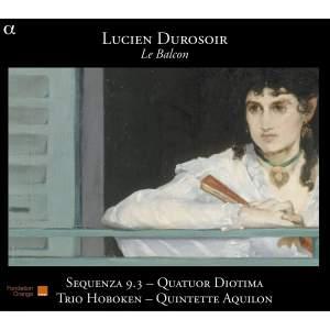 Lucien Durosoir: Le Balcon Product Image