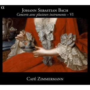Bach - Concertos for Several Instruments, Vol. 6