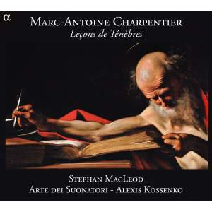 Charpentier, M-A: Leçons de Ténèbres