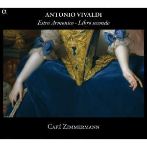 Vivaldi: Estro Armonico – Libro Secondo
