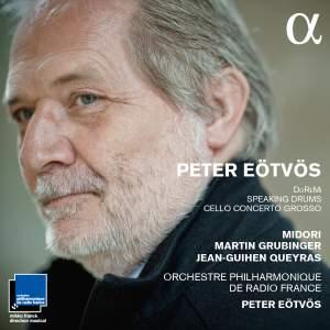 Eötvös: DoReMi, Cello Concerto Grosso & Speaking Drums