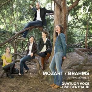 Mozart & Brahms: String Quintets