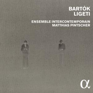 Bartók & Ligeti: Ensemble Intercontemporain