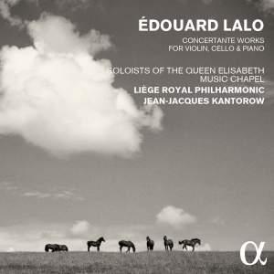 Lalo: Concertante Works for Violin, Cello & Piano