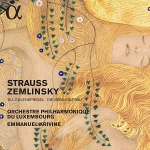 Emmanuel Krivine conducts R. Strauss & Zemlinsky