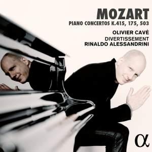 Mozart: Piano Concertos K.415, 175, 503