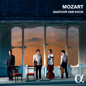 Mozart: String Quartets No.16 & 19