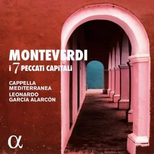 Monteverdi: Setti Peccati Capitali Product Image