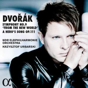 Dvorák: Symphony No. 9 & The Hero's Song Product Image