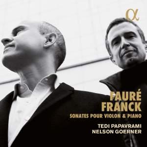 Fauré & Franck: Violin Sonatas