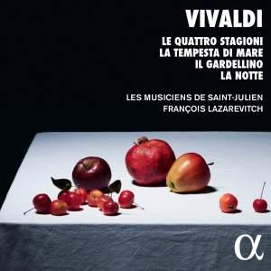 Vivaldi: La Notte, La Tempesta di Mare, Le Quattro Stagioni