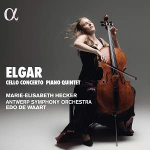 Elgar: Cello Concerto & Piano Quintet Product Image